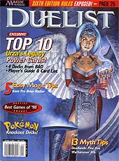 The Duelist #36