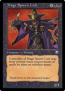 If mage knight were magic cards? Inquest-mage-spawn-lich