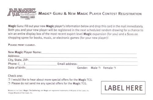 The Magic Librarities