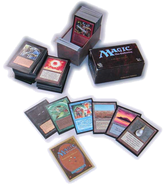 FOREST International Collectors/' Edition IE · Lot of 3 1 of each art MTG Magic