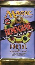 MtG Portal Second Age 2-player Starter Deck Scandinavian Rules version