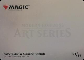 Thran Physician Modern Horizons Art Series 14//54 Yawgmoth