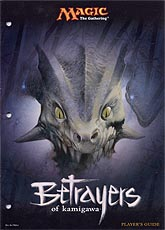 Betrayers of Kamigawa Player's Guide