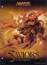 Saviors of Kamigawa Player's Guide